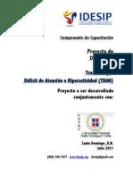 Proyecto de Diplomado en TDAH (p)