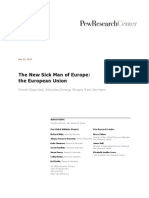 Pew Research Center Global Attitudes Project European Union Report FINAL for PRINT May 13 2013 1