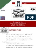 Brand Audit presentation