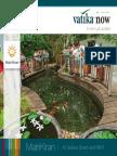 Vatika Now (Jul – Dec 2014)