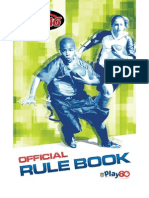 NFL FLAG Football Rule Book