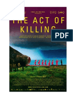 The Act of Killing Press Notes Sept2013
