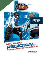 NFL FLAG Football Tournament Rule Book