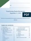 Transforming Darden