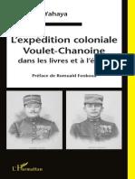 Extrait l Expedition Coloniale Voulet Chanoine Dans