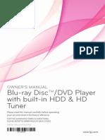 HR925M User Manual