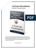 Personal Power Revolution
