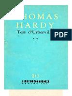 Thomas Hardy - Tess d'Urberville Vol2(v1.0)