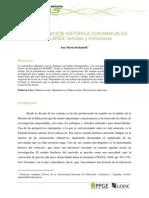 Badanelli - La Investigación Histórica Con Manuales Escolares