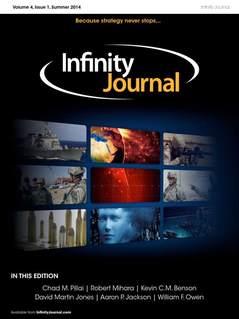 Infinity Journal Vol4 Iss1