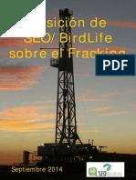 Fracking Posición
