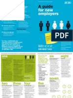 A Guide for New Employers