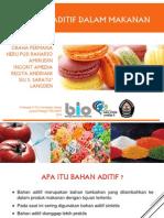 Tugas Kelompok Efek Samping Zat Aditif Dalam Makanan