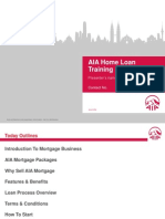 Mortgage Training Slides Single License 2013