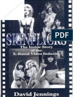 100 Skinflicks the Inside Story of the X-rat - Jennings David