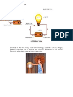 Electricity Apuntes