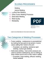 Welding Process Xxx