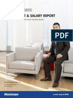 Full Time Mba Job Report