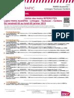 Info_trafic Mouvement Social National PALITO Vendredi 02 Samedi 03 Dimanche 04 Et Lundi 05 Janv 2015 (2)