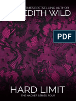4 Hard Limit (Hacker #4) by Meredith Wild