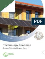Technology Roadmap Energy Efficient Building Envelopes