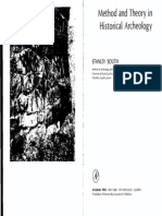 South, Stanley a. Method and Theory in Historical Archaeology