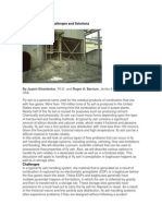 Fly Ash Handling Challenges and Solutions