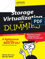 Hitachi Data Systems Storage Virtualization for Dummies Nl