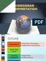 Seismogram Interpretation