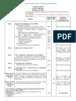 Agenda Tributaria Dezembro 2014