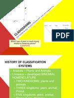 biologyeocreviewpartbcladograms