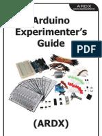 Arduino Experimentation Kit - ARDX Guide