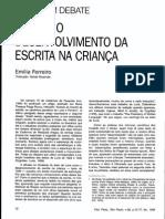Alexander Luria - O Desenvolvimento Da Escrita Na Criança