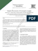 Magnetic characteristics of ferromagnetic nanotube.pdf