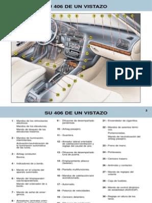 406AirbagLubricante Manual Manual 406AirbagLubricante Guantera Guantera de de Guantera de Manual 406AirbagLubricante QshdtrC