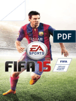 Fifa-15-Manuals Sony Playstation 3 Uk