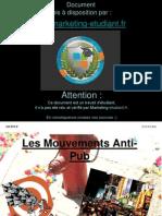Mouvement Anti Pub