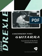 Jorge Drexler Cancionero Del T.U.M.P