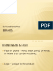 Brands -Meaning & types