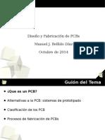 Diseño y fabricación de pcbs electronicas