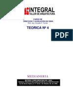 T04 medianeria