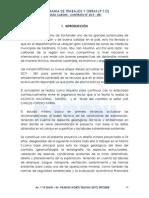 PROYECCION TABIRO  2014