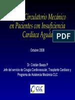 Soporte Circulatorio Adulto Dr Baeza