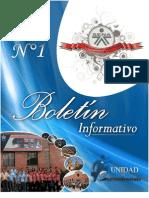 Boletin Informativo N-1