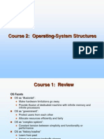 Ch02 Operating System Structures