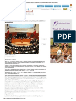 02-09-14 Avalan diputados calendario de sesiones para primer periodo del tercer año legislativo