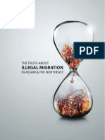 English Version PDF the Truth About Illegal Migration in Assam Northeast