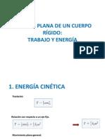 Trabajo y Energía- Solido Rígido
