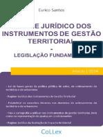 Regime Jurdico Dos Instrumentos de Gesto Territorial - Legislao Fundamental 2 Edio