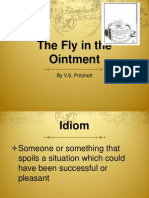fly in ointment